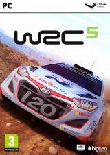 Jaquette de WRC 5 PC