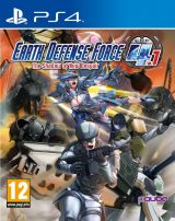 Jaquette de Earth Defense Force 4.1 : The Shadow of New Despair PS4