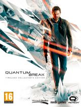 Jaquette de Quantum Break PC