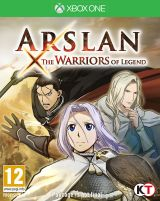 Jaquette de Arslan : The Warriors of Legend Xbox One