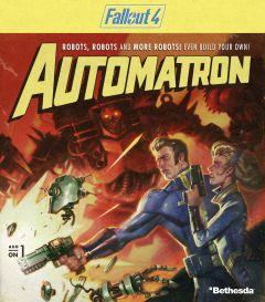 Jaquette de Fallout 4 - Automatron PC