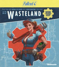 Jaquette de Fallout 4 - Wasteland Workshop PC