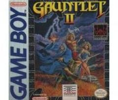 Jaquette de Gauntlet II Game Boy