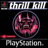 Jaquette de Thrill Kill PlayStation
