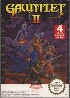 Jaquette de Gauntlet II NES
