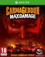 Jaquette de Carmageddon : Max Damage Xbox One