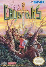 Jaquette de Crystalis NES