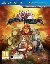 Jaquette de Grand Kingdom PS Vita