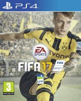Jaquette de FIFA 17 PS4