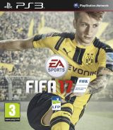 Jaquette de FIFA 17 PlayStation 3