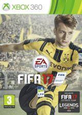 Jaquette de FIFA 17 Xbox 360