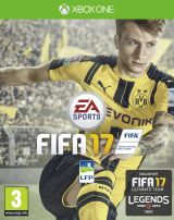Jaquette de FIFA 17 Xbox One