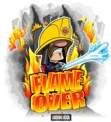 Jaquette de Flame Over PS Vita