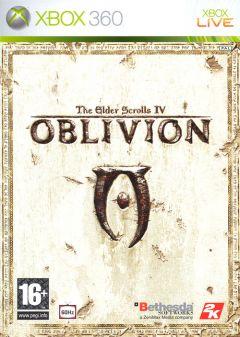 Jaquette de The Elder Scrolls IV : Oblivion Xbox 360