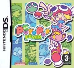 Jaquette de Puyo Pop Fever DS