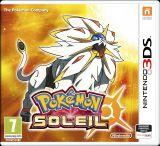 Jaquette de Pokémon Soleil Nintendo 3DS