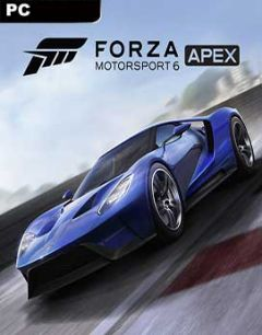 Jaquette de Forza Motorsport 6 Apex PC