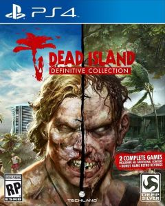 Jaquette de Dead Island : Definitive Collection PS4