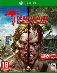Jaquette de Dead Island : Definitive Collection Xbox One