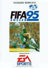 Jaquette de FIFA 95 Megadrive