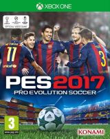 Jaquette de PES 2017 Xbox One