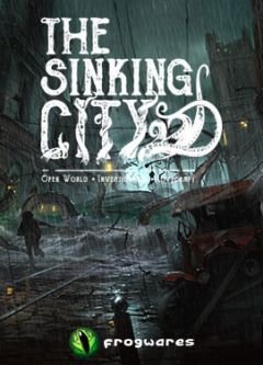 Jaquette de The Sinking City Xbox One