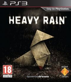 Jaquette de Heavy Rain PlayStation 3