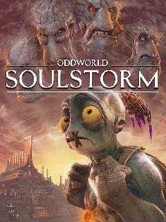 Jaquette de Oddworld : Soulstorm PC