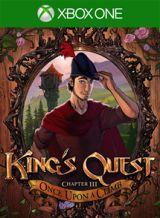 Jaquette de King's Quest : Chapitre 3 - Rencontres au sommet Xbox One