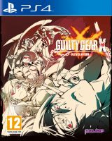 Jaquette de Guilty Gear Xrd - Revelator PS4