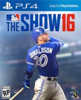 Jaquette de MLB 16 : The Show PS4