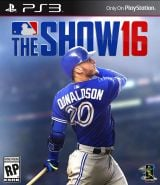 Jaquette de MLB 16 : The Show PlayStation 3