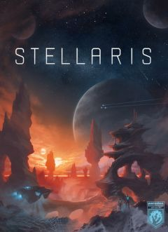 Jaquette de Stellaris PC