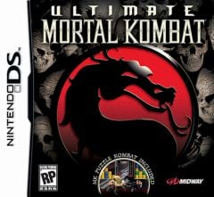 Jaquette de Ultimate Mortal Kombat DS