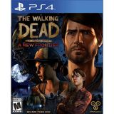 Jaquette de The Walking Dead The Telltale Series : A New Frontier PS4