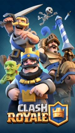 Jaquette de Clash Royale iPad