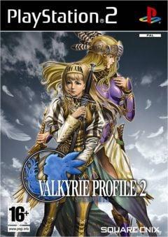 Jaquette de Valkyrie Profile 2 : Silmeria PlayStation 2