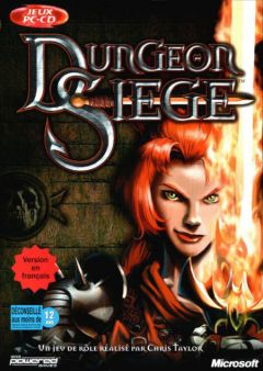 Jaquette de Dungeon Siege PC