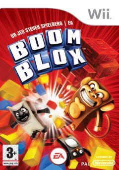 Jaquette de Boom Blox Wii