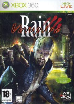 Jaquette de Vampire Rain Xbox 360