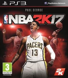 Jaquette de NBA 2K17 PlayStation 3