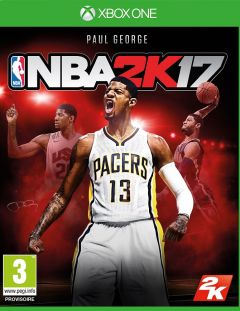 Jaquette de NBA 2K17 Xbox One