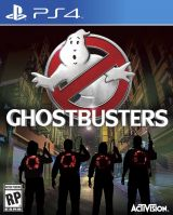 Jaquette de Ghostbusters (2016) PS4