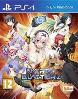 Jaquette de Nitroplus Blasterz : Heroines Infinite Duel PS4