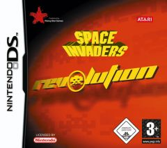 Jaquette de Space Invaders Revolution DS