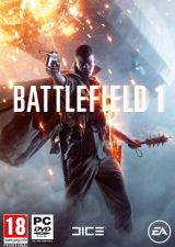 Jaquette de Battlefield 1 PC