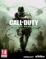 Jaquette de Call of Duty : Modern Warfare Remastered PS4