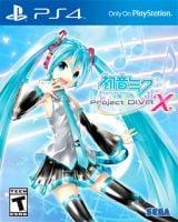 Jaquette de Hatsune Miku : Project Diva X PS4