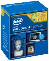 Jaquette de Intel i5-4460 PC
