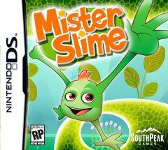 Jaquette de Mister Slime DS